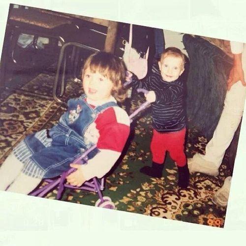 Kindheit Ichliebemeinecousine Kleine Kinder großeliebe♡