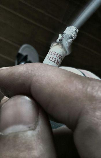 Backintheday BadHabit ;) Grunge Macro Badhabits Dark Redandwhite Smoking Weed Smoking Islamabad