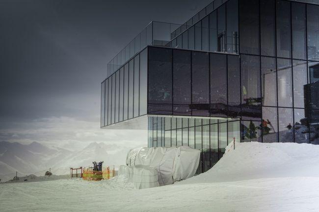James Bond in Sölden... SonyAlpha6000 SonyAlpha6000 Sony A6000 Austria ❤ Alpen Spectre Spectre007 Soelden 007 Spectre 007 Architecture Built Structure Building Exterior Winter Cold Temperature Snow Outdoors