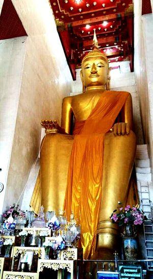 Wednesday night daily priest Temple Thailand Spirituality สุพรรณบุรี วัดป่าเลไลย