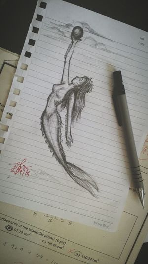 Another quick sketch. Graphite sketch Art, Drawing, Creativity