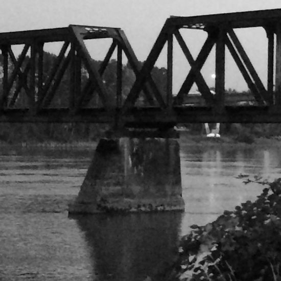 Bridges Blackandwhite Black & White VOID Emptiness IPhoneography Emty Space Indifferent