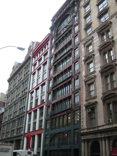 Broadway Buildings New York New York City