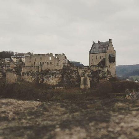 Icapturethecastle Château Larochette Müllerthal Luxembourg Castle