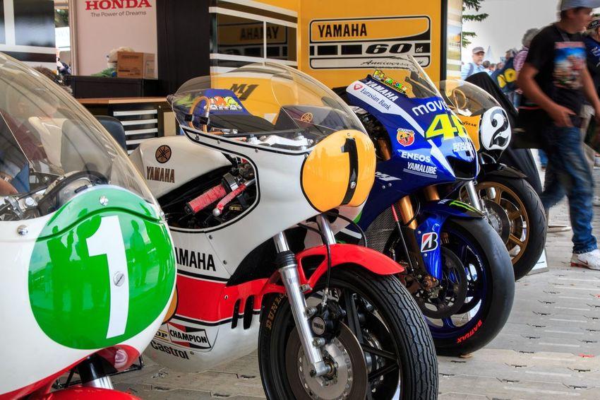 Winning History Fos Bike Yamaha