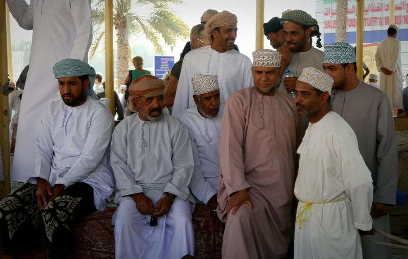 Group Of Men Traditional Costume Omani Dress Omanis Oman_photo Oman Oman_photography Nizwa People People Watching People Photography