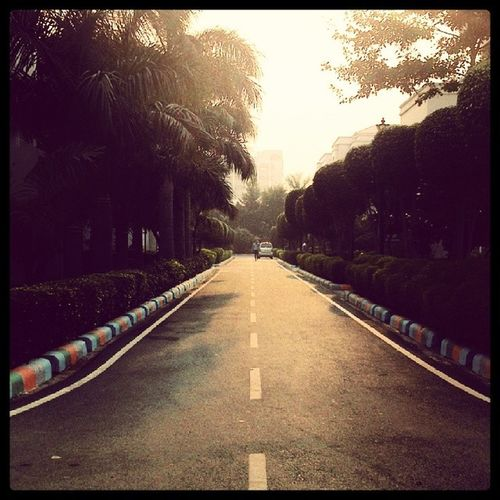 Lonelyroads BIMTECH Instapicoftheday Evening