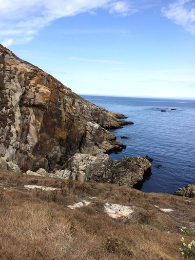 Been There. Done That. Atlantic Ocean Laxe Galicia SPAIN Water Coast Nature
