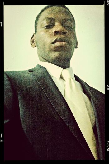 Suits Taking Photos Cameroon