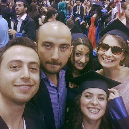 Friends Graduation Happy :) Show Me That Smile