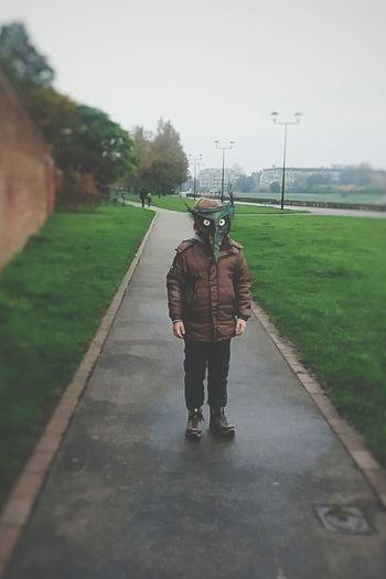 maska na Dziady