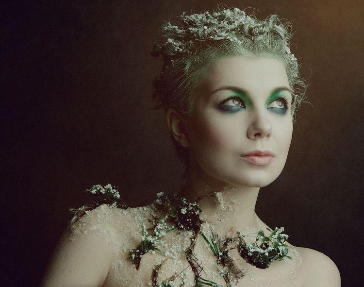Ph/post-production: Alexander Beresnevich Mua: Irina Lukyanova Model: me Portrait Beauty Spring Makeup Photo Special Effects Photoshoot Its Me Modeling Face Art