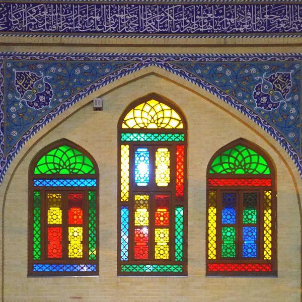 Iranian Art mosque Iran Art Iranian Art Mosques Kermanshah