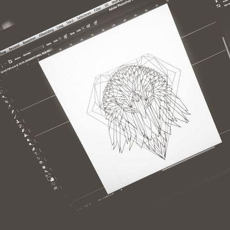 Designing Tattoo Eagle Flippa K Asks: What Inspires You?