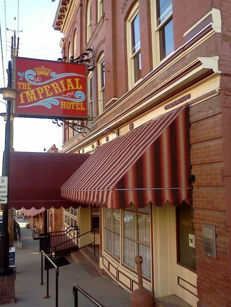 Colorado Cripple Creek Hotel