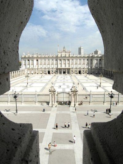 Palácio Real,Espanha España🇪🇸 Espanha Spain♥ Palaciorealdemadrid Madrid Taking Photos Hanging Out Hello World Myview❤ Nofilter