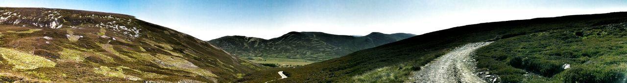 Scottish Highlands Panorama Landscape_Collection