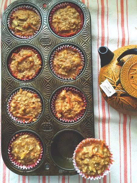 Showcase: January Muffins Tea Tea Time Cozy Food Home Baked Baked Goods Homemade