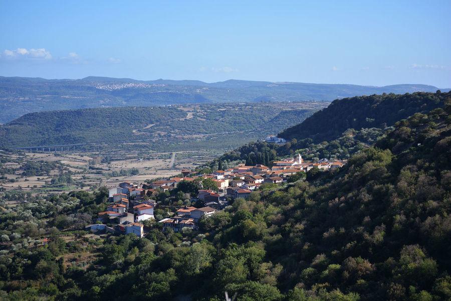 Sardinia Sardegna Italy  Aidomaggiore