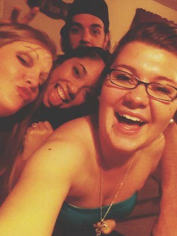 love my girls & babyyyy Hisday  Drunknights