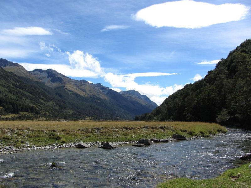Caples Track New Zealand Scenery Trekking Animal Themes Beauty In Nature Day Landscape Mountain Nature No People Outdoors Peak Range Scenery Scenics Sky Wallpaper Water Waterfront Wilderness