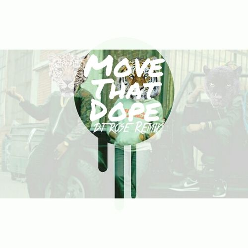 My Move That Dope Remix is on soundcloud. ? Music