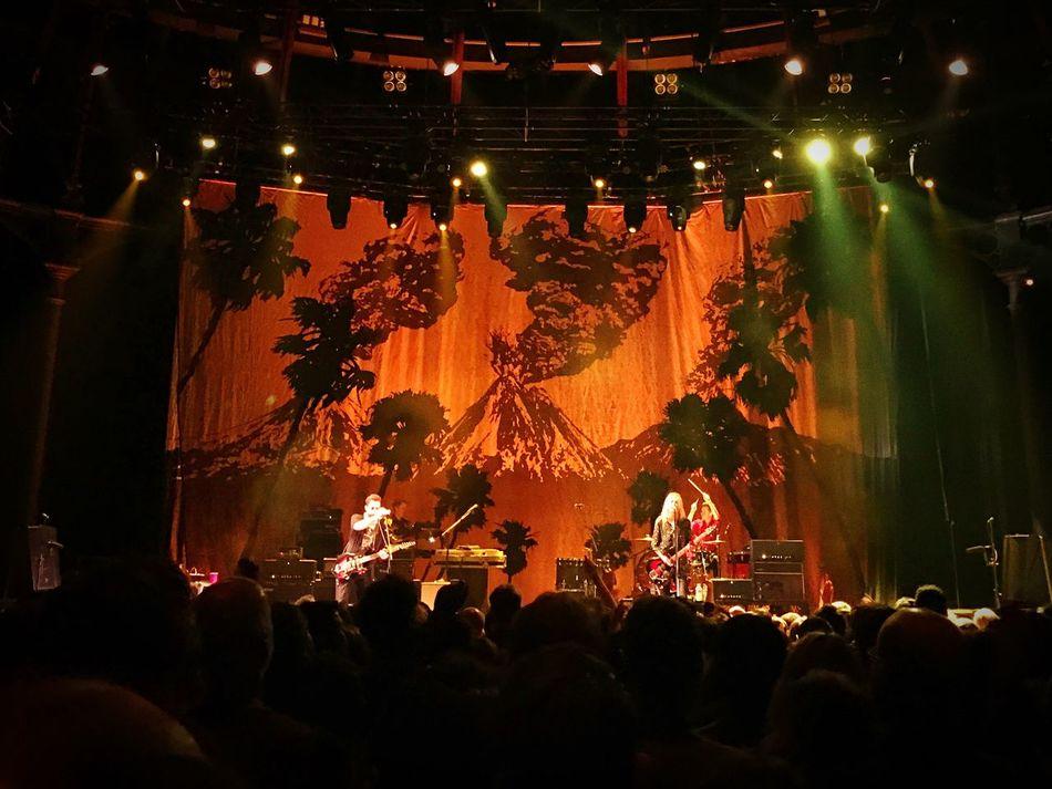 Music Nightlife Performance Concert TheKills Camden Town Roundhouse