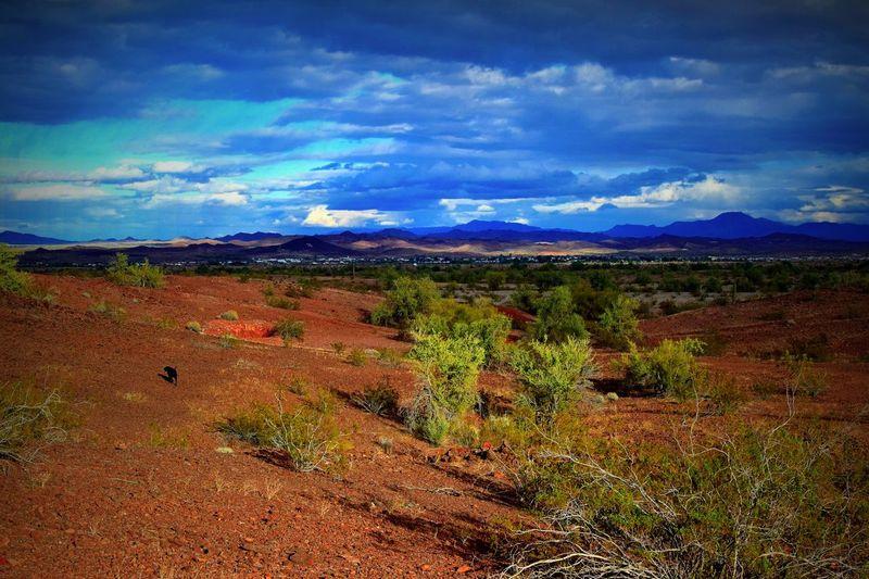 Arid Climate Arizona Desert Beauty Desert Colors Desert Landscape Mining Town