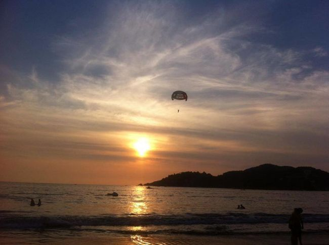 Go Higher Beach Beauty In Nature Flying Ixtapa Mexico <3 Mexico De Mis Amores Mexico_maravilloso Mexicolors Nature