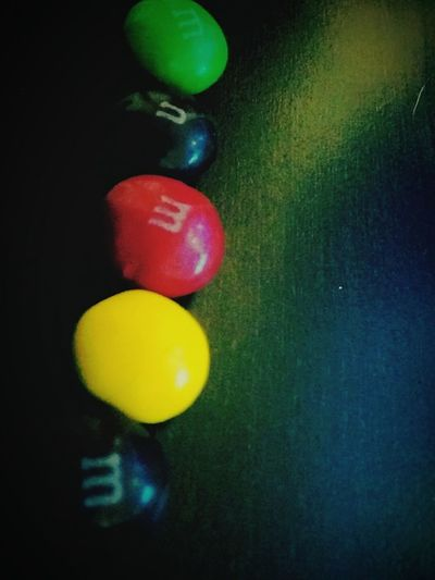 Just playing with phone. M&ms Peanutbutter Peanut Butter M&Ms M&msworld Hello World Taking Photos Playing Around Candy Bored EyeEm Gallery Foodphotography
