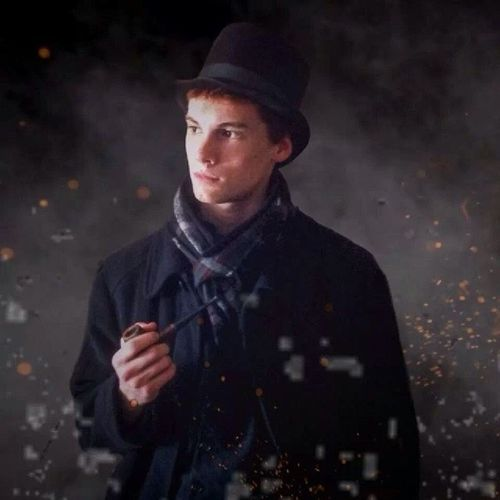 This is probably one of the best edits of a pic I've ever seen. Jacobstockton Teamjacob Sherlock