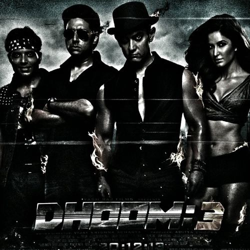 Dhoom Three Aamir Khan kat awesome movie