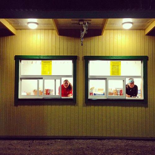 Systrarna korvmoj in da house Ljusdal LBK H älsingland