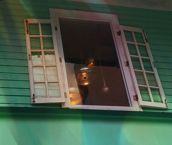 Lines And Angles Colorful Simplicity Architectural Detail Green Color Reflection Light And Shadow Architecture Minimalism Vertical Composition Window View Popular Lamps The Graphic City Creative Space 10