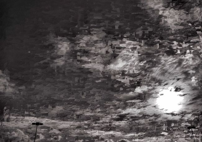 Digital Art Digital Painting Mattroeartist Blackandwhite Photography Sun Adayinthelife
