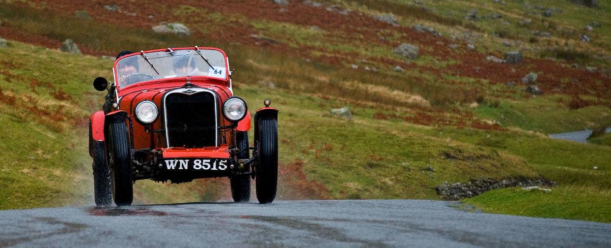 Classic Car Classic Vintage Cars Honisterpass Lakedistrictnationalpark Lakedistrictuk Lakedistrict Thelakedistrict Cumbria