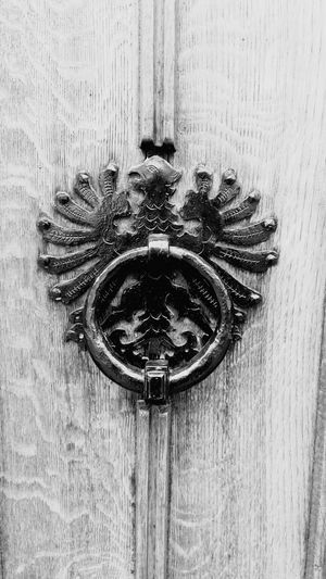 Metal Metalwork Metal Art Door Doors Drzwi Poland Polska Blackandwhite Black And White Photography Eyem Best Shots - Black + White