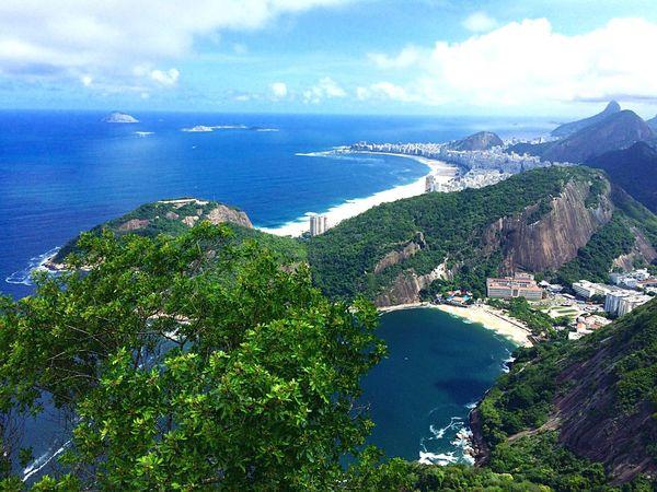 Riodejaneiro Sugarloaf LoveRio Perfectview Aroundtheworld