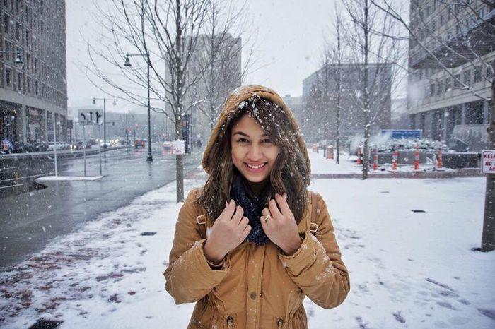 Eyeemfirstphoto Winter Snowing First Eyeem Photo