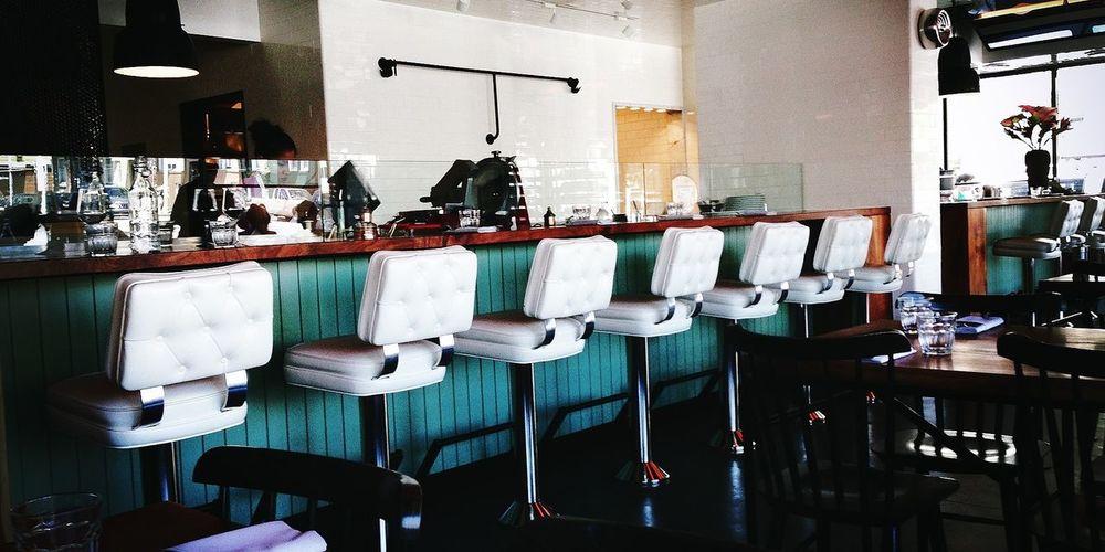 Restaurant White Furniture Camerabag2 Don't Be Square