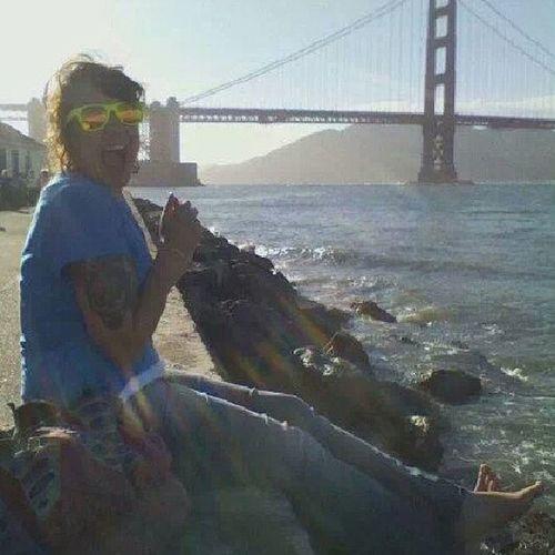Goldengate SanFranciscoBay Beachfeet Vacation sanfranadventures