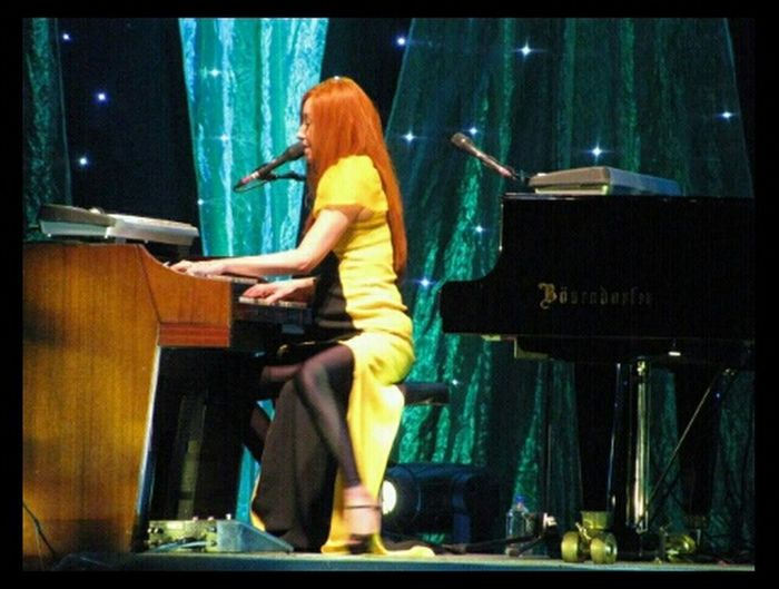 Tori Amos 8/2010 in Minneapolis Eyes And Ears: My Pics' Soundtrack Tori Amos
