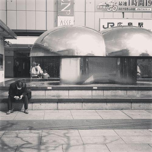 Hiroshima Hiroshima,japan Atomic Blackandwhite Urban EyeEm Best Shots EyeEm OpenEdit EyeEm Gallery EyeEm Best Edits