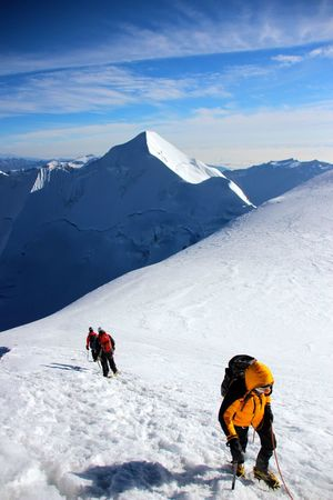 Illimani Bolivia La Paz Illimani Mountaineering First Eyeem Photo
