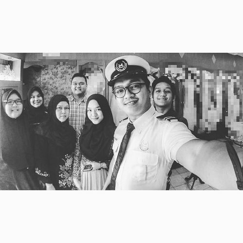 """Why would you ask for more if you have a FAMILY? Dad is in our heart, deeply missing our 'Cikgu' <3 "" MomsLove Dadslove Alfatihah FamilyTime Merchantnavy"