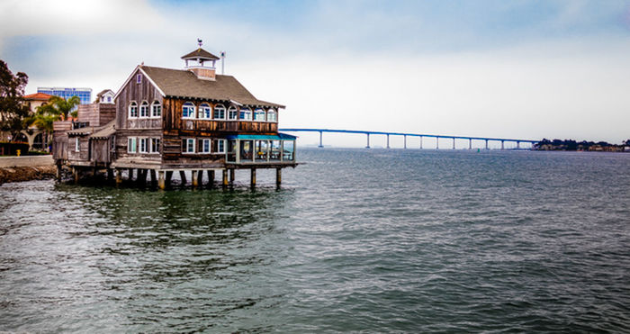 Architecture Building Exterior Built Structure City Clear Sky Day Houseboat Nature Nautical Vessel No People Outdoors Sea Sky Stilt House Water Waterfront