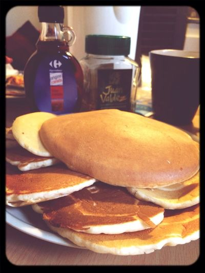 Hotcakes sunday morning