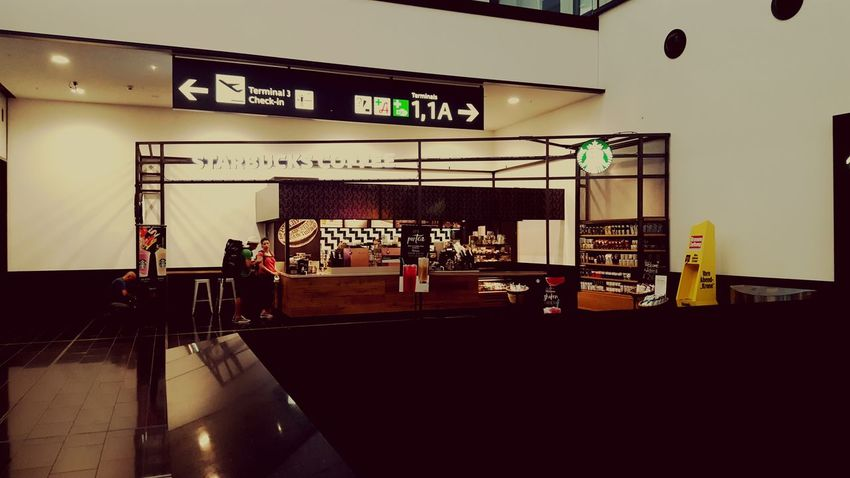 Starbucks Coffee Taking Photos Check This Out Traveling Photography Enjoying Life Relaxing Hanging Out Airport Travel EyeEm Best Shots Starbucks Coffee Frappuccino