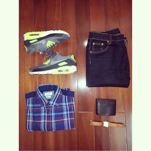 its a brand new day ... Nike Zaraaholic