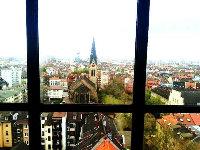 Ausblick Ansichten Kirche Kirchen